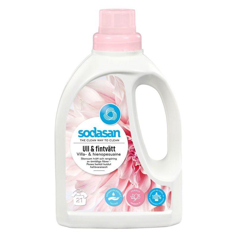 Ull & Fintvättmedel 750 ml