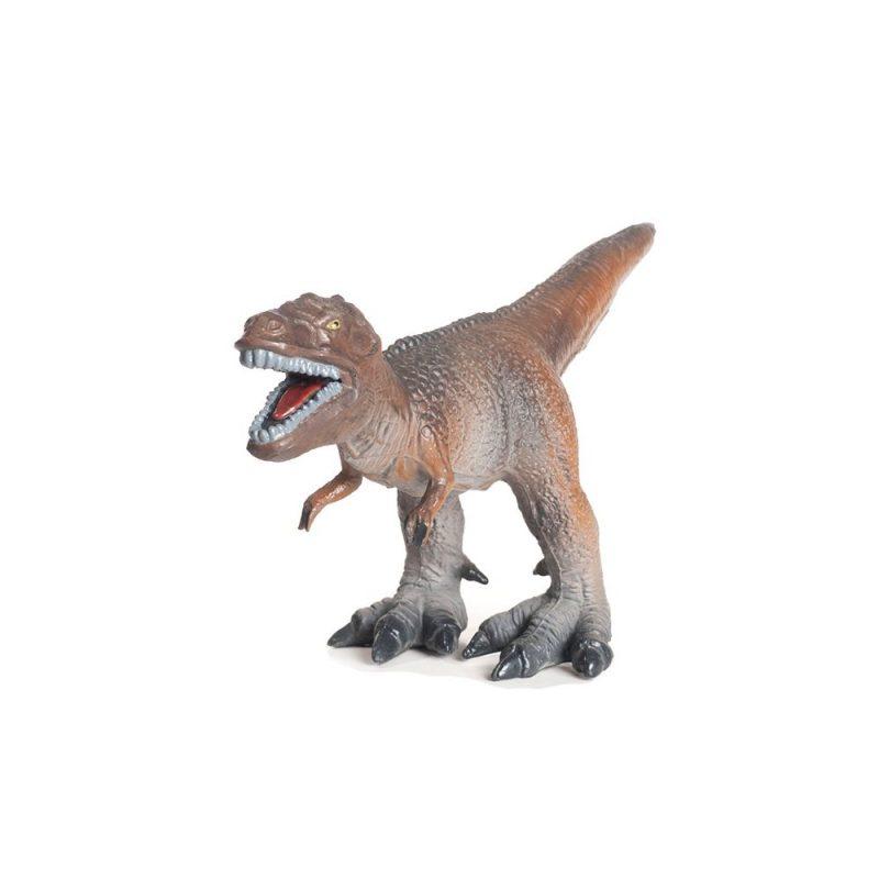 Green Rubber Toys - T-Rex Naturgummi 1