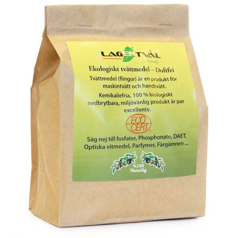 Tvättflingor av Olivoljetvål 400 g 1