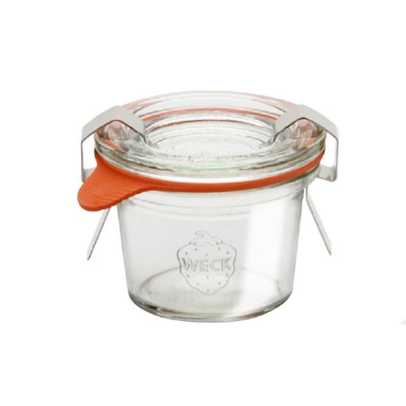 Konserveringsburk i Glas Mold 35 ml, 1 st