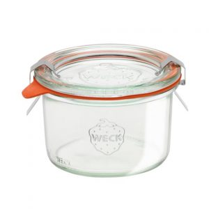 Konserveringsburk i Glas Mold 165 ml, 1 st
