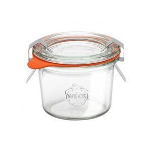 Konserveringsburk i Glas Mold 80 ml, 1 st