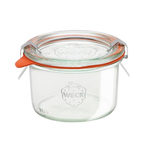 Weck Jars - Konserveringsburk i Glas Mold 165 ml, 1 st 1