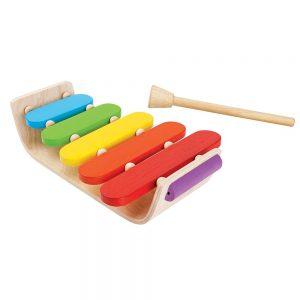 Xylofon i Trä för Barn