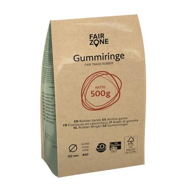 FairZone - Gummisnoddar i Naturgummi 1