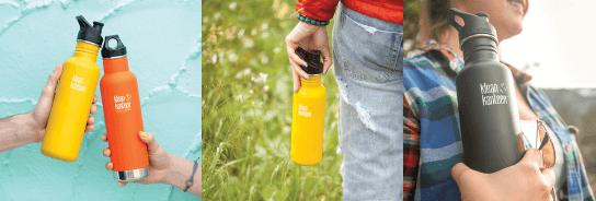 Vattenflaskor & Isolerade flaskor