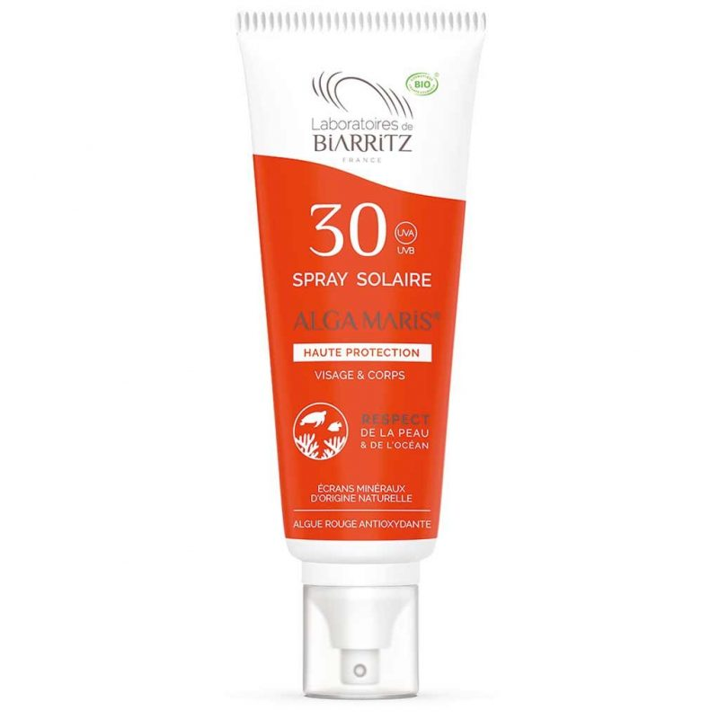 Alga Maris Sunscreen Spray SPF30, 100 ml 1