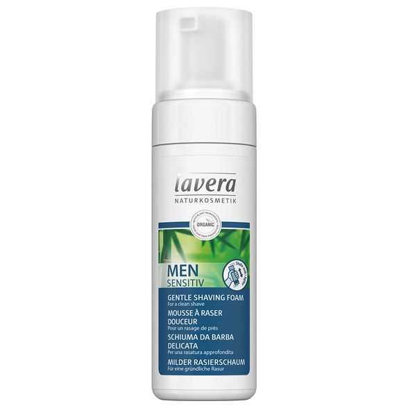 Lavera Men Sensitive Gentle Shaving Foam 1