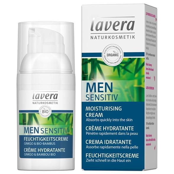 Lavera Men Sensitive Moisturising Cream for Men 1