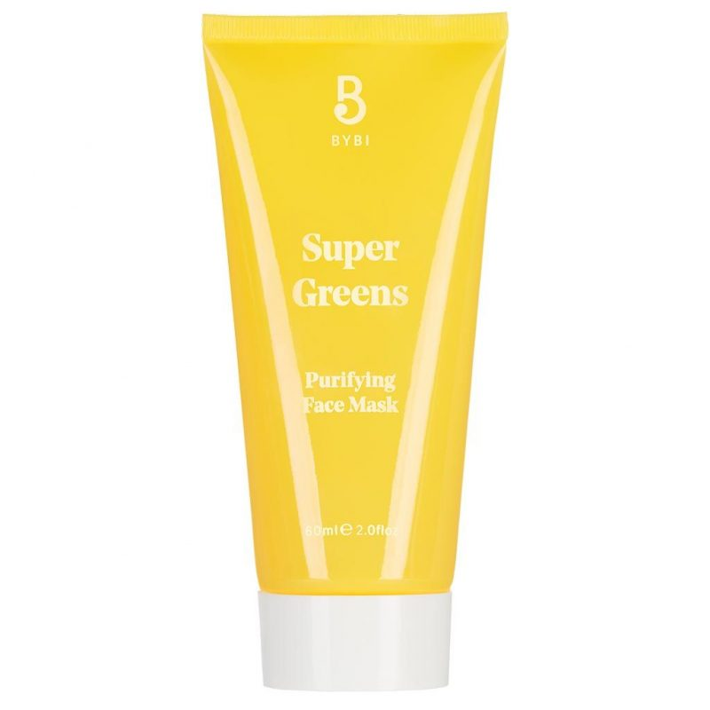 BYBI Super Greens Purifying Face Mask 60 ml 1