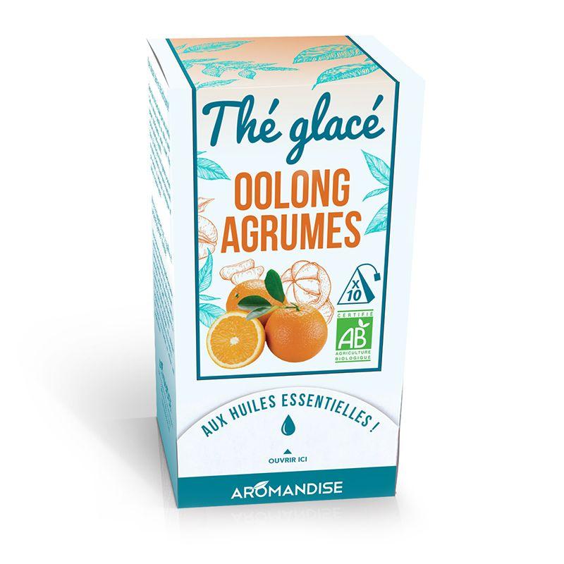 Les Thé Glacé Oolong Agrumes / Iste Citrus 1