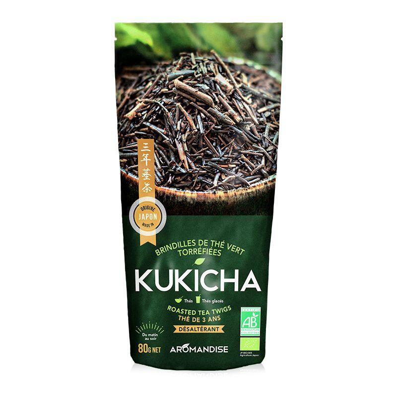 Kukicha Te –  Grönt Japanskt ekologiskt te 1