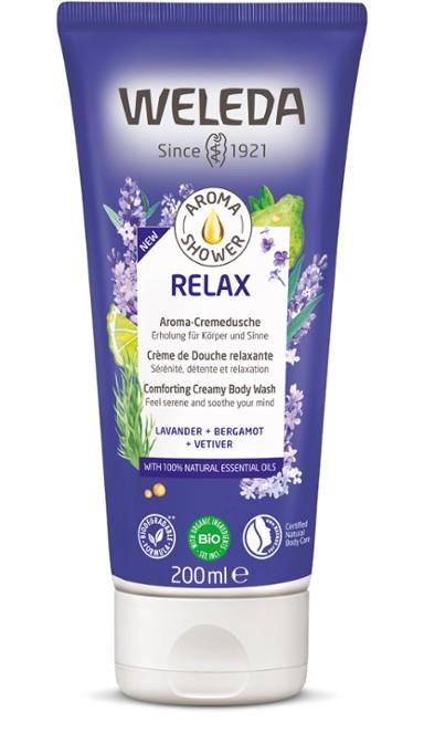 Weleda - Aroma Shower Relax 1