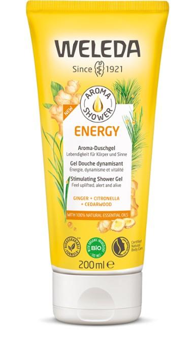 Weleda - Aroma Shower Energy 1