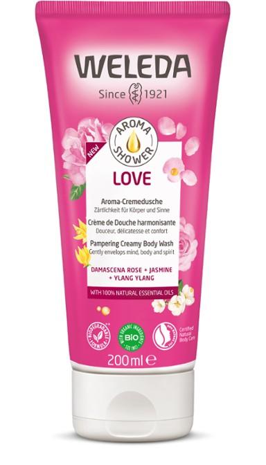 Weleda - Aroma Shower Love 1