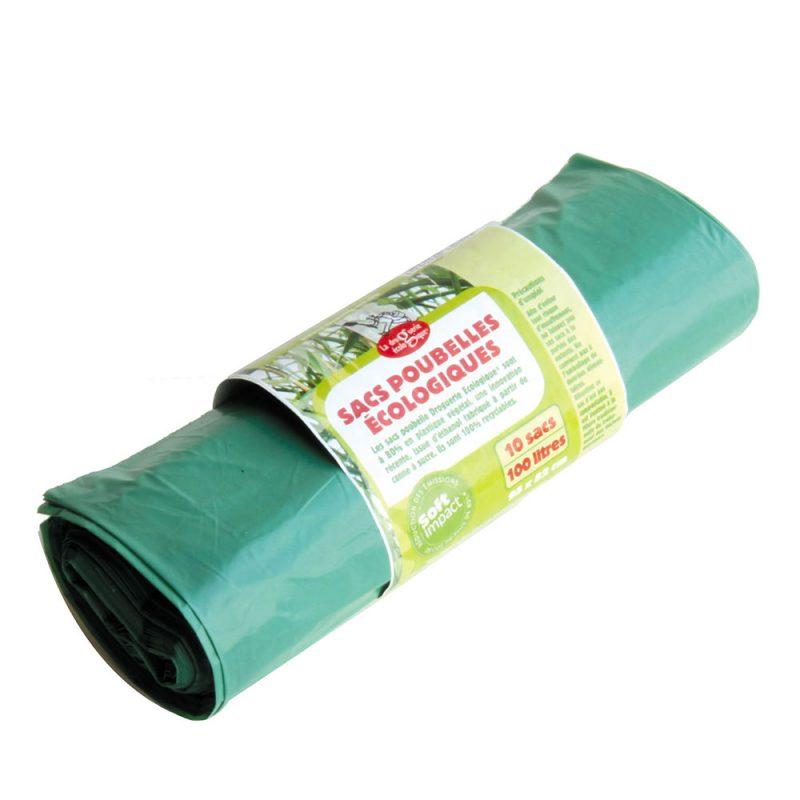 Ekologiska Soppåsar 100 liters, 10 st 1