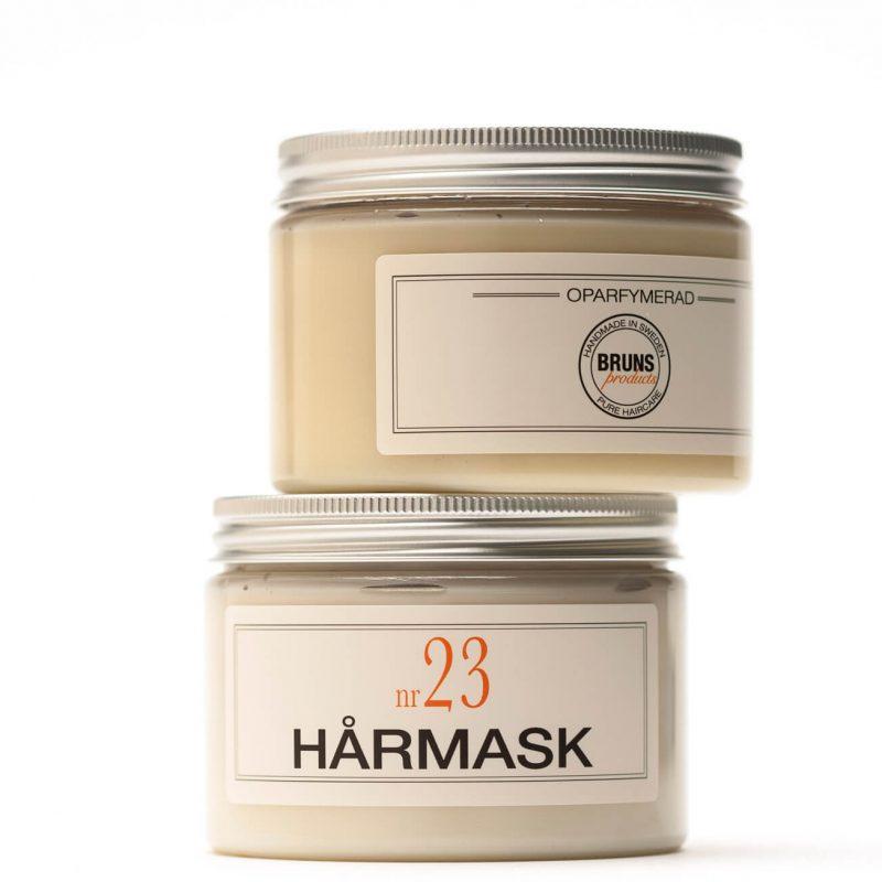 Bruns Products - Hårmask 23 Oparfymerad 1
