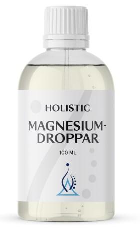Holistic Magnesiumdroppar 1
