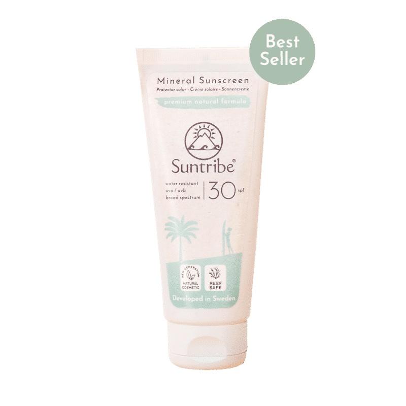 Suntribe Body & Face Sunscreen 1