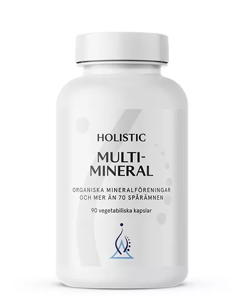 Holistic Multimineral 1