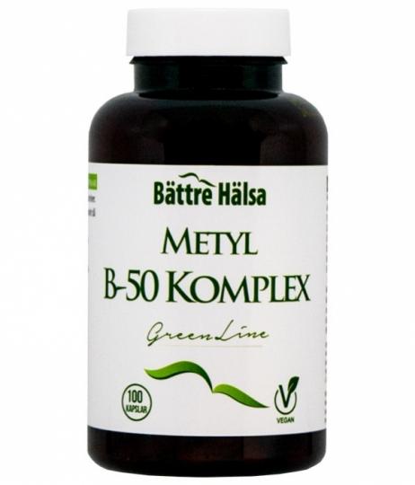 Metyl B-50 Komplex 1