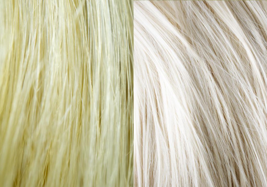 Silverschampo och Balsam: Få Bort Gula Toner I Håret! 2