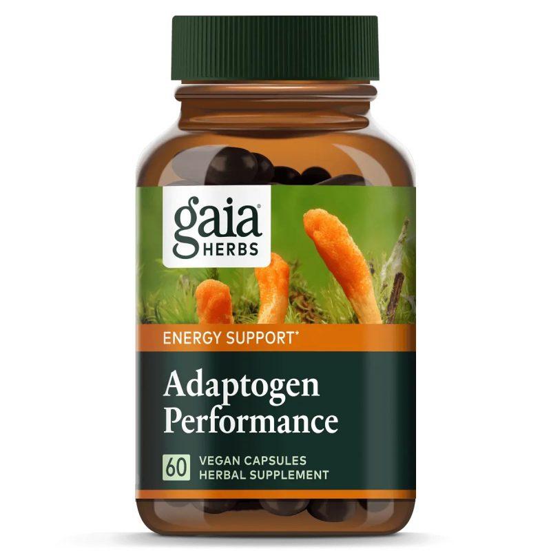 Gaia Herbs Adaptogen Performance 1