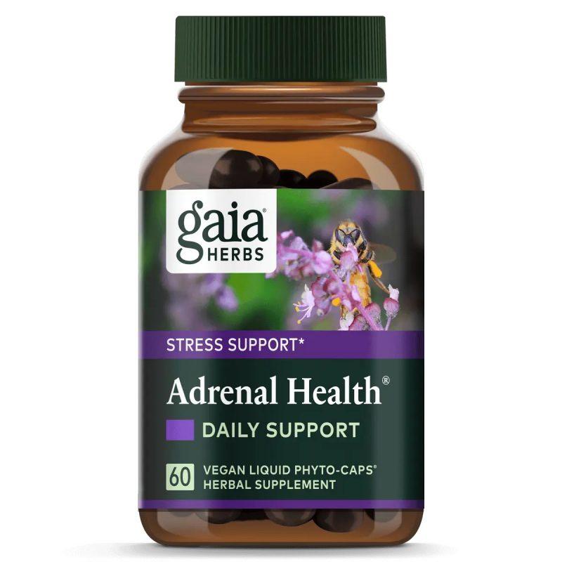 Gaia Herbs Daily Adrenal Health 1