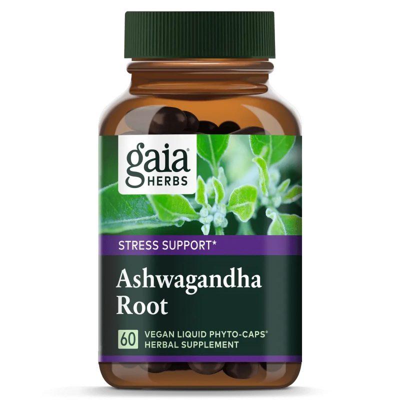 Gaia Herbs Ashwagandha Root 1
