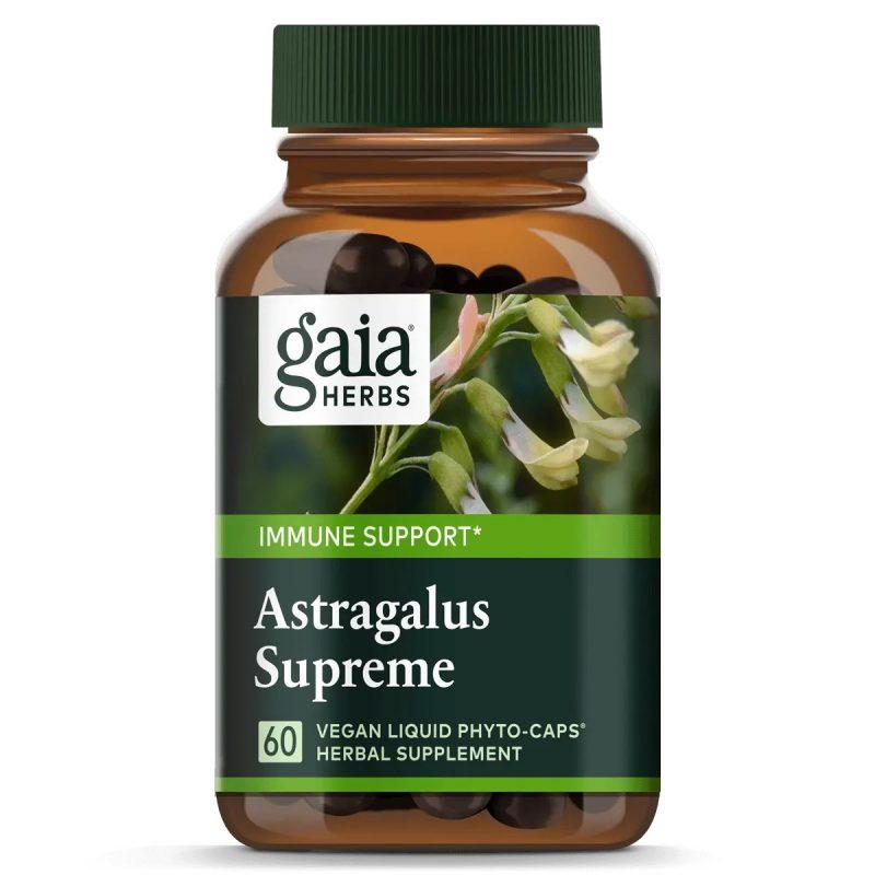 Gaia Herbs Astragalus Supreme 1