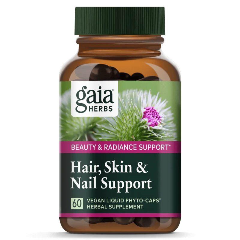 Gaia Herbs Hair, Skin & Nail Support 1