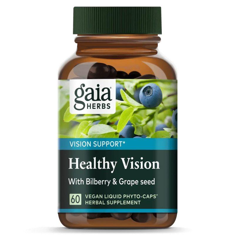 Gaia Herbs Healthy Vision 1