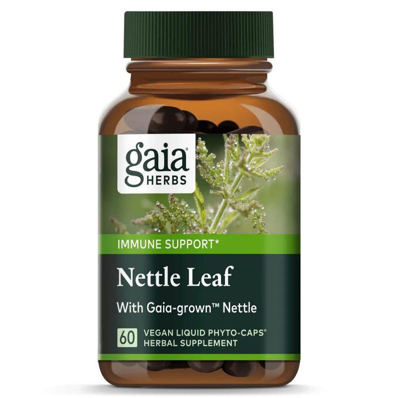 Gaia Herbs Nettle Leaf 1