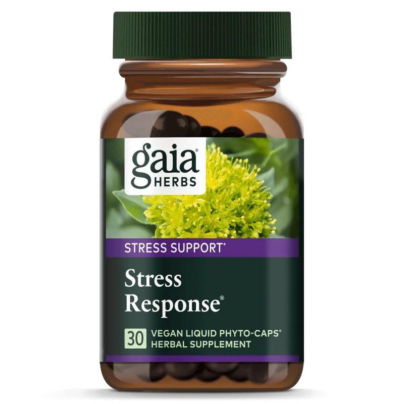 Gaia Herbs Stress Response 1