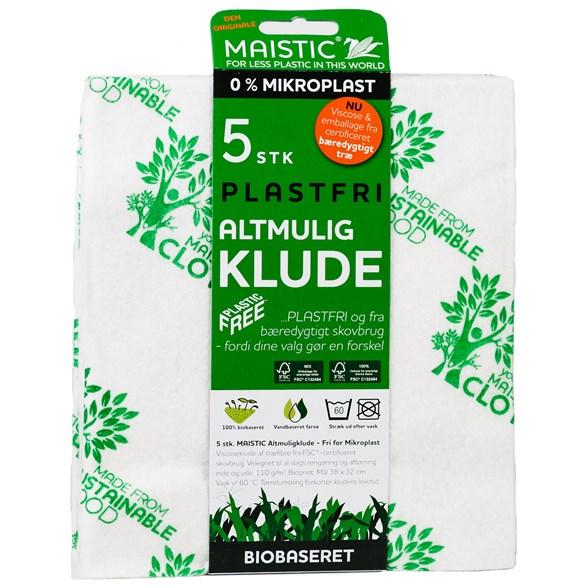 Maistic Plastfri Allround Trasa, 5-pack 1