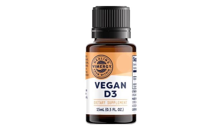 Vimergy Flytande Vegan D3 1