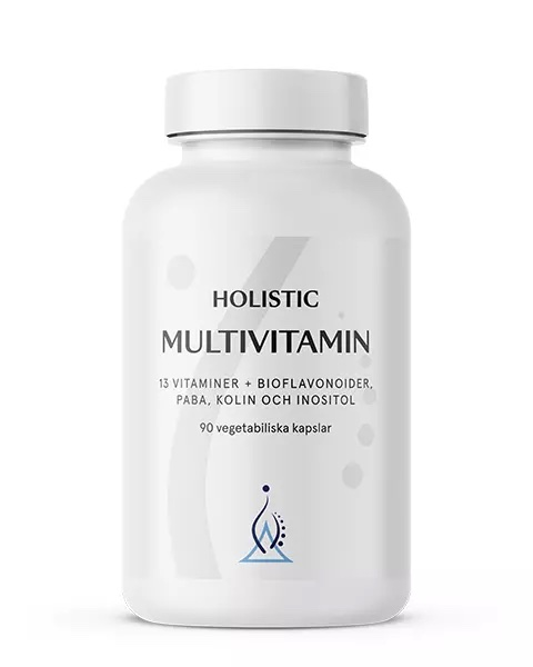 Holistic Multivitamin 1