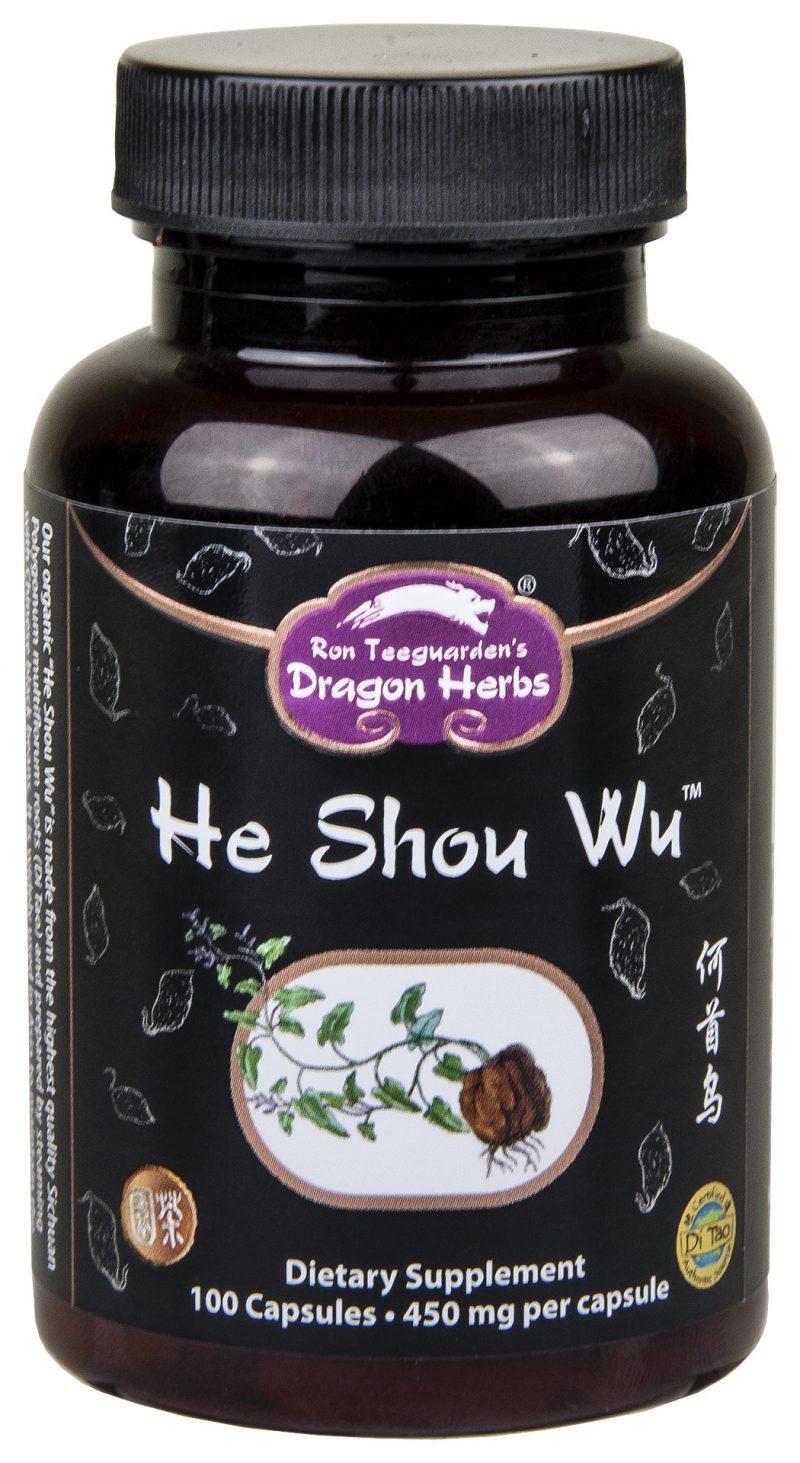 Dragon Herbs He Shou Wo 1