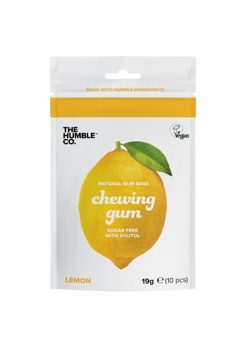 Humble Brush Vegan Tuggummi Citron 1