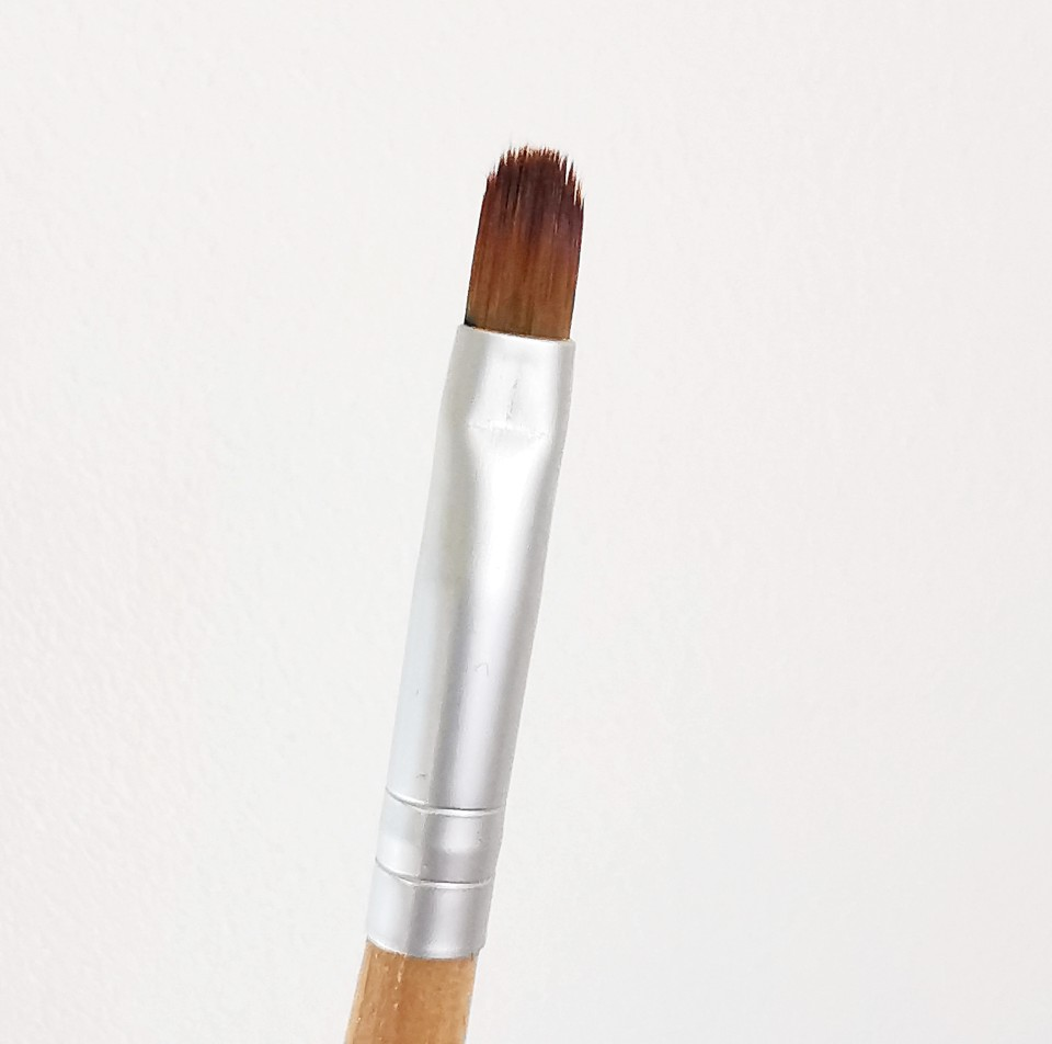 Natural Earth Paint pensel i 4-pack kitet